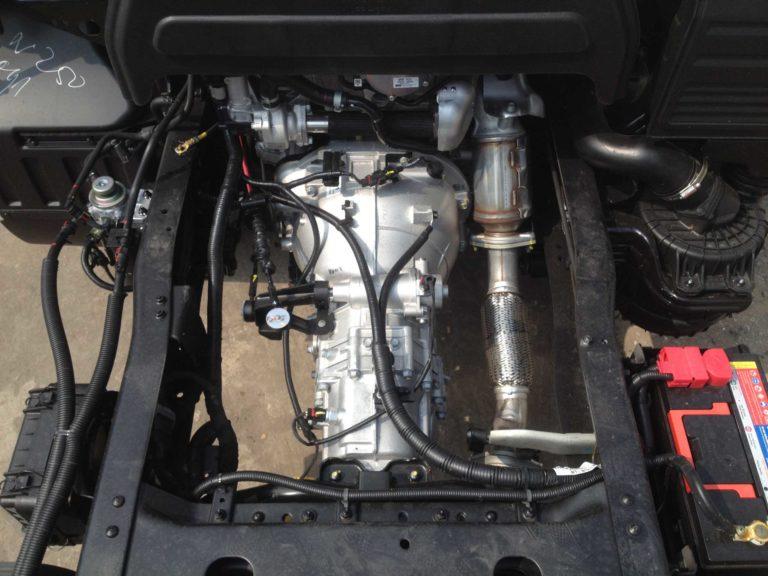 Động cơ xe tải Hyundai N250