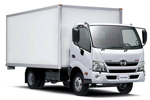 Xe tải Hino - Tiết kiệm nhiên liệu tối đa