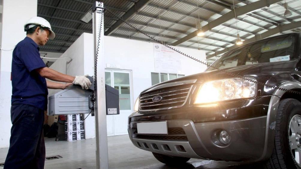 Đăng kiểm ô tô là việc bắt buộc nếu chiếc xe muốn được lưu thông trên đường