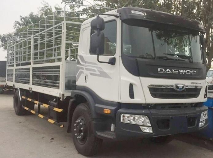 Xe tải Deawoo Prima 9 tấn