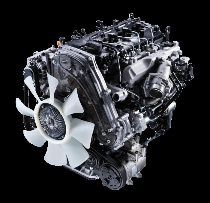 Động cơ Diesel 2.5L CRDi Để đạt được hiệu năng nhiên liệu tối ưu, Hyundai mang đến phiên bản động cơ A2 2.5L được trang bị công nghệ phun nhiên liệu trực tiếp CRDi giúp tối ưu về sức mạnh và vận hành êm ái hơn. Kết hợp với hộp số sàn 6 cấp, công suất tối đa động cơ đạt tới là 130 mã lực tại 3.800 vòng/phút và sản sinh mô men xoắn tối đa 265 Nm tại 1.500 – 2.200 vòng/phút.