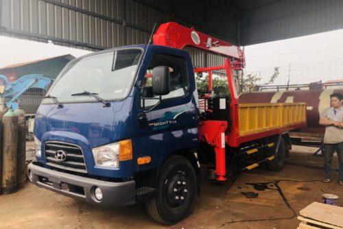 Hyundai mighty 110s tải 7 tấn