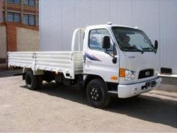 Chi tiết Xe tải Hyundai 110S tải trọng 7 tấn