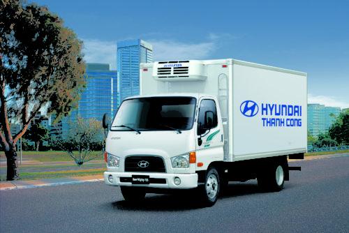 Hyundai Mighty 75S  3,9 Tấn đến 4,2 Tấn