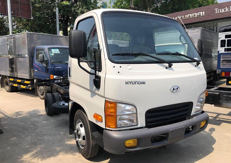 Hyundai Mighty 75s Sắt xi