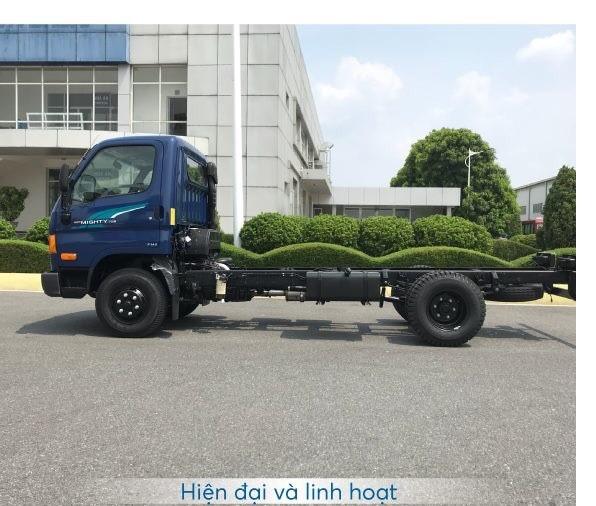 Xe tải Hyundai 110S Sát - Xi 7 Tấn Thành Công