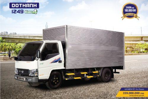Đô Thành IZ49 2,5 tấn
