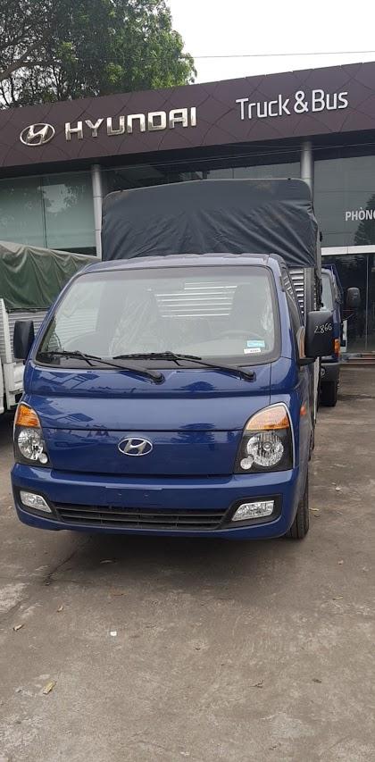 Hyundai Porter 150 1,5 tấn Thùng bạt