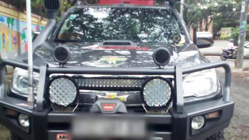 Ô tô lắp các loại cản, đèn chiếu sáng sai quy định sẽ bị từ chối đăng kiểm