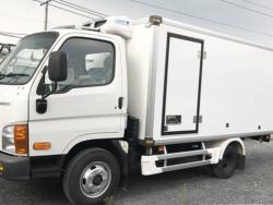 Hyundai N250SL  2,5 tấn Thùng đông lạnh