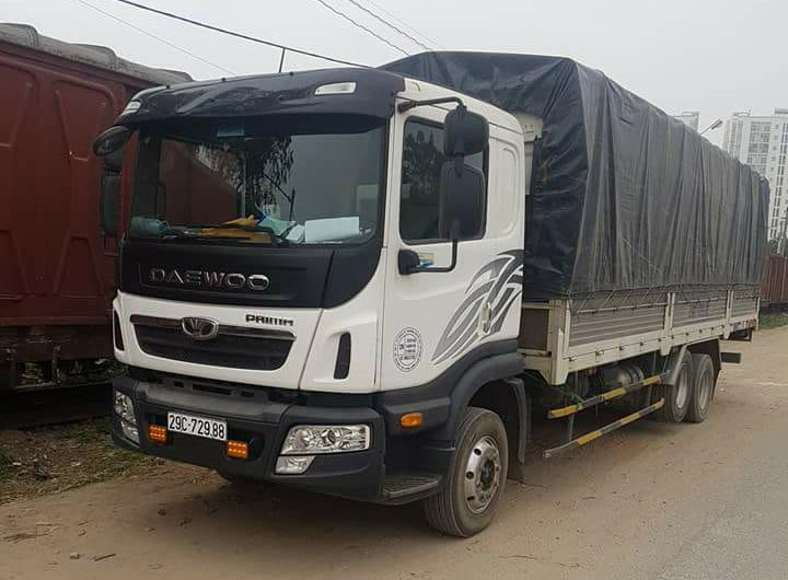 Deawoo PRIMA 15 tấn