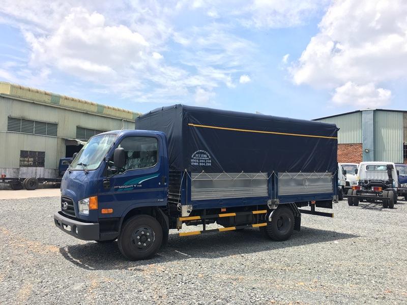 Xe tải Hyundai Mighty 75s