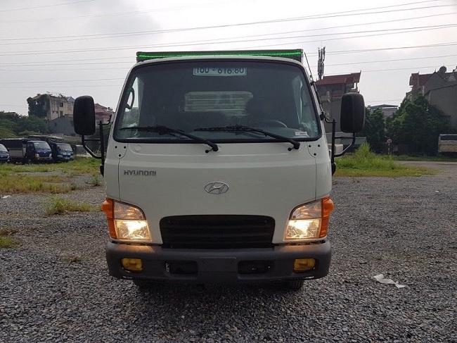 Đầu xe Hyundai N250SL