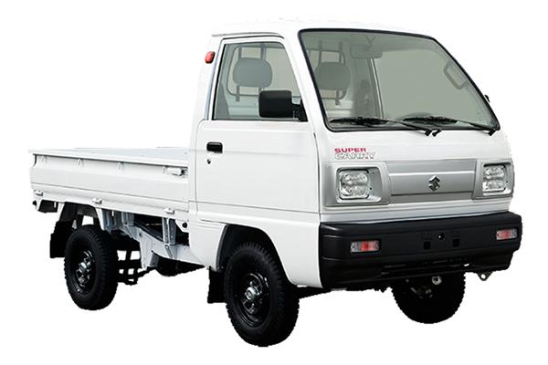 Xe tải Suzuki - Thương hiệu xe nổi tiếng trên thị trường