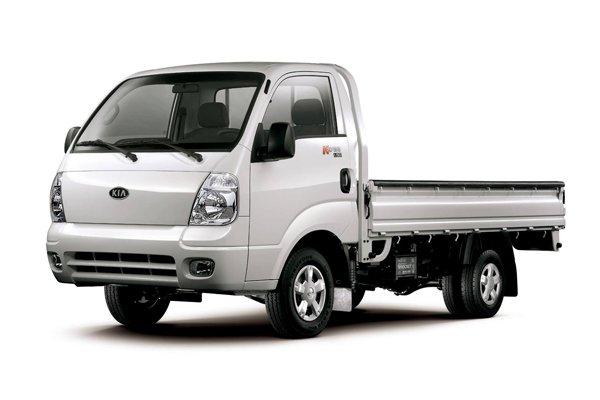 Xe tải Kia - Thiết kế đẳng cấp