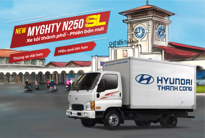 hyundai mighty 2.5 tấn