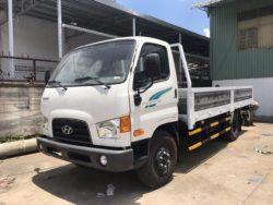 Ưu điểm của xe tải Hyundai New Mighty 110S với xe tải Hyundai HD700 và các dòng xe nâng tải khác