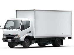 Tải trọng, kích thước và trọng lượng của một số xe tải thông dụng