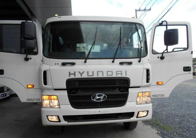 Hyundai HD270 – Xe ben tự đổ