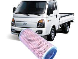 Lọc gió xe tải Hyundai Porter 2.5L – D4BA – 1994 – 2005