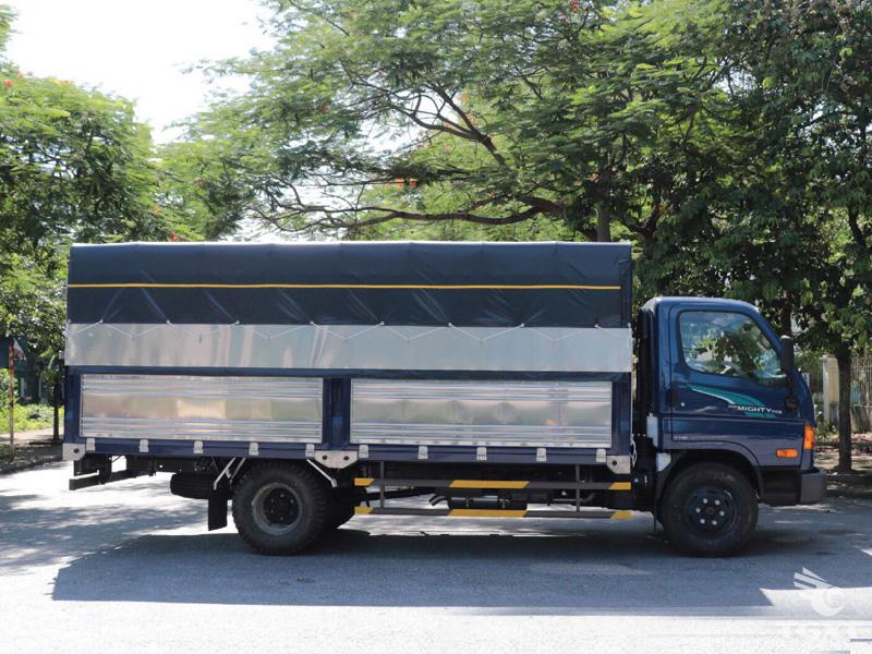 Xe tải 7 tấn Hyundai Mighty 110SP đời 2021