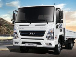 Giới thiệu xe tải Hyundai Mighty EX8 7,2 tấn thế hệ mới chất lượng tiêu chuẩn Châu Âu