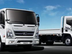 So Sánh 2 mẫu xe tải 7 tấn máy dầu Hyundai Mighty EX8 vs 110SL – nội ngoại thất- động cơ