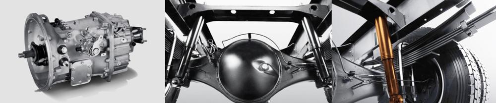 động cơ xe tải hyundai ex 8
