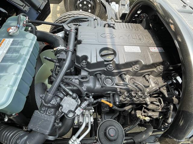Động cơ Hyundai 110XL