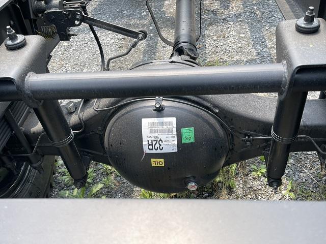 Hệ thống cầu Hyundai 110XL