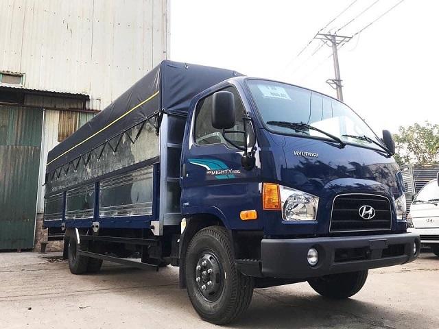 Hyundai 110XL thùng bạt