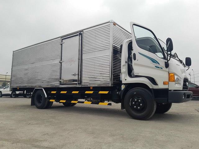 Hyundai 110XL thùng kín