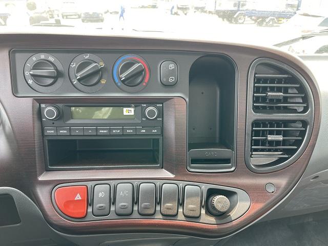 Nút bấm điều khiển tính năng Hyundai 110XL