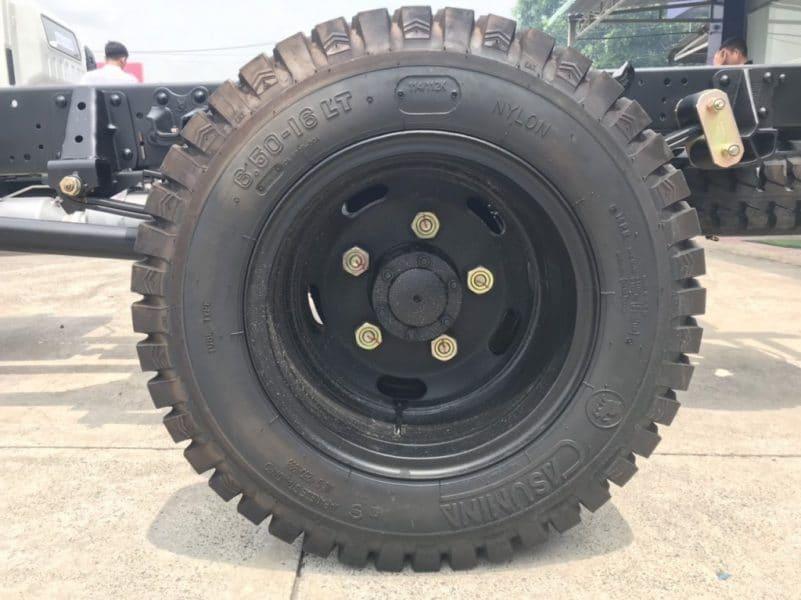 Xe tải IZ250 Đô Thành 2.5 tấn