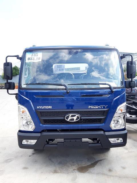 Ngoại hình Hyundai EX8 bản đủ