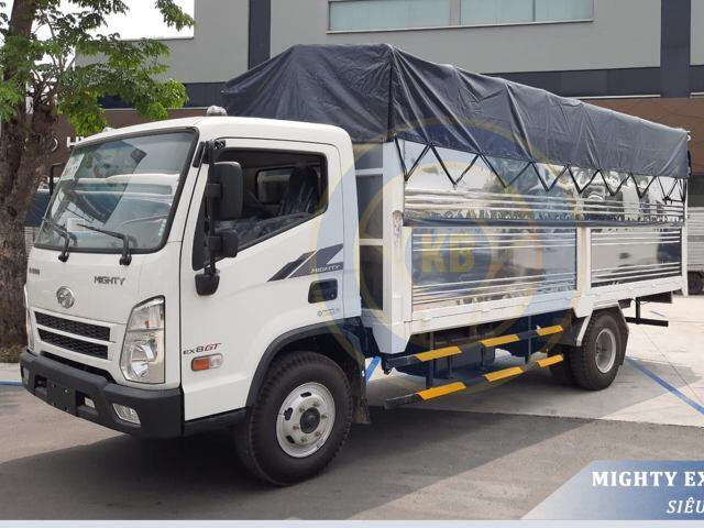 Xe tải 7 tấn Hyundai ex8