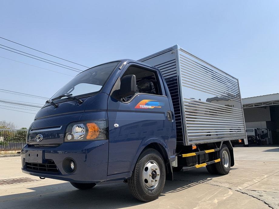 Xe tải Teraco Tera 150 thùng kín