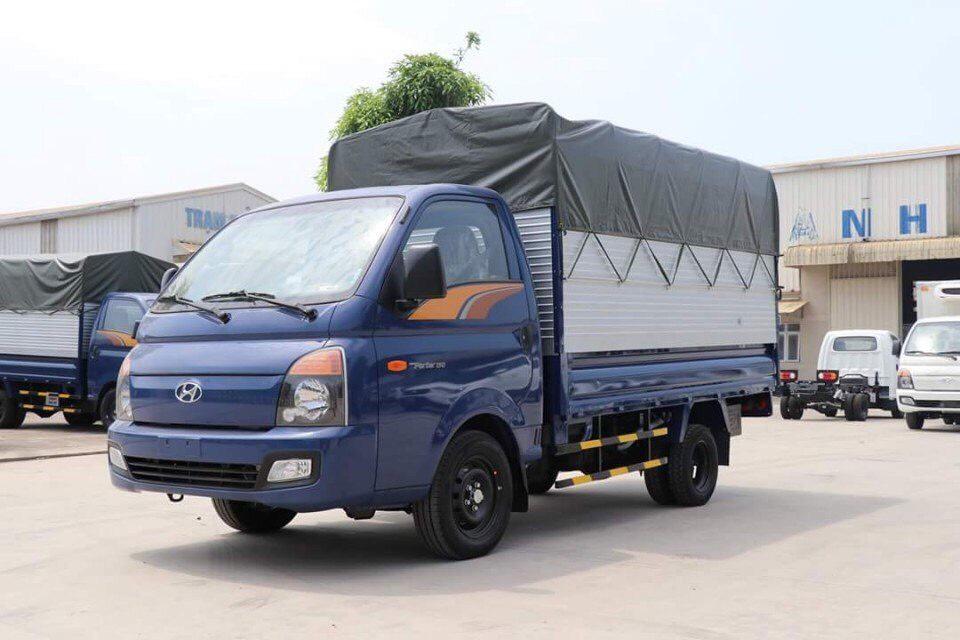Bán xe tải Hyundai H150 tại Bắc Giang