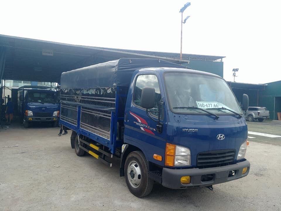 Bán xe tải Hyundai N250sL tại Thái Nguyên