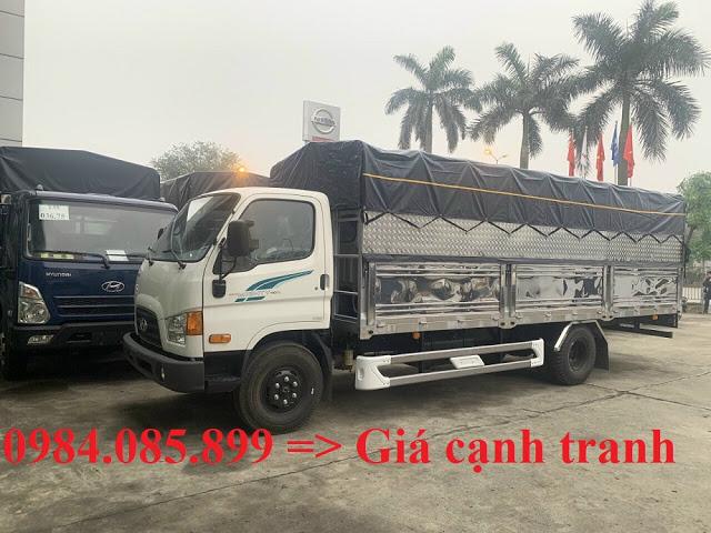 Bán xe tải Hyundai 110XL tại Hải Dương