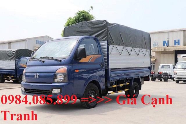 Bán xe tải Hyundai H150 tại Hải Dương