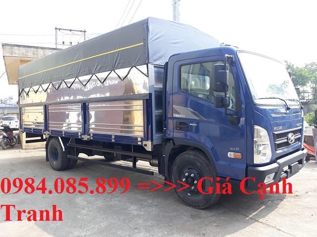 Bán xe tải Hyundai EX8 tại Hải Dương