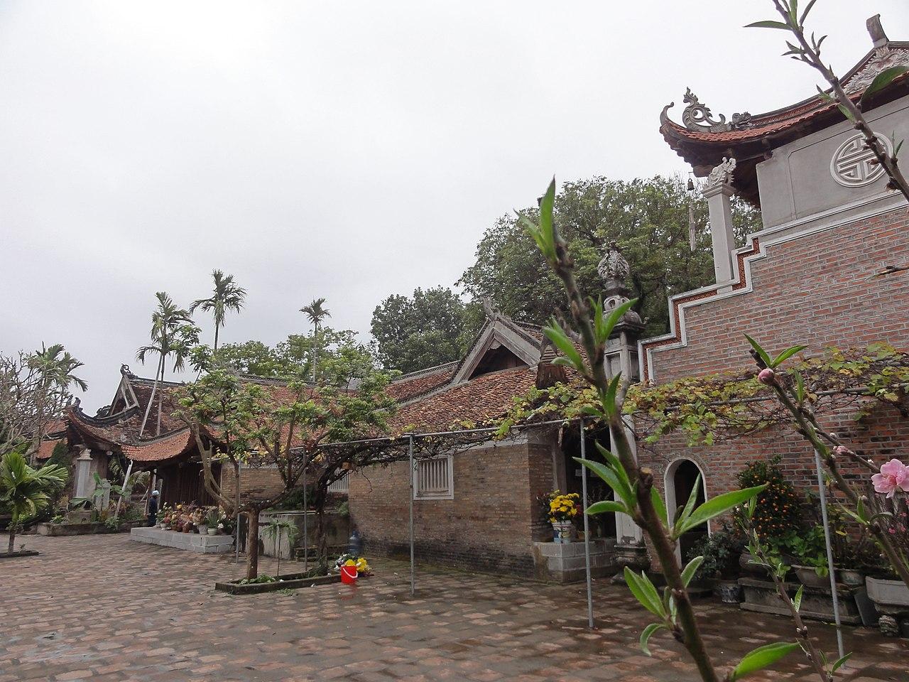 Cảnh đẹp tỉnh Bắc Giang