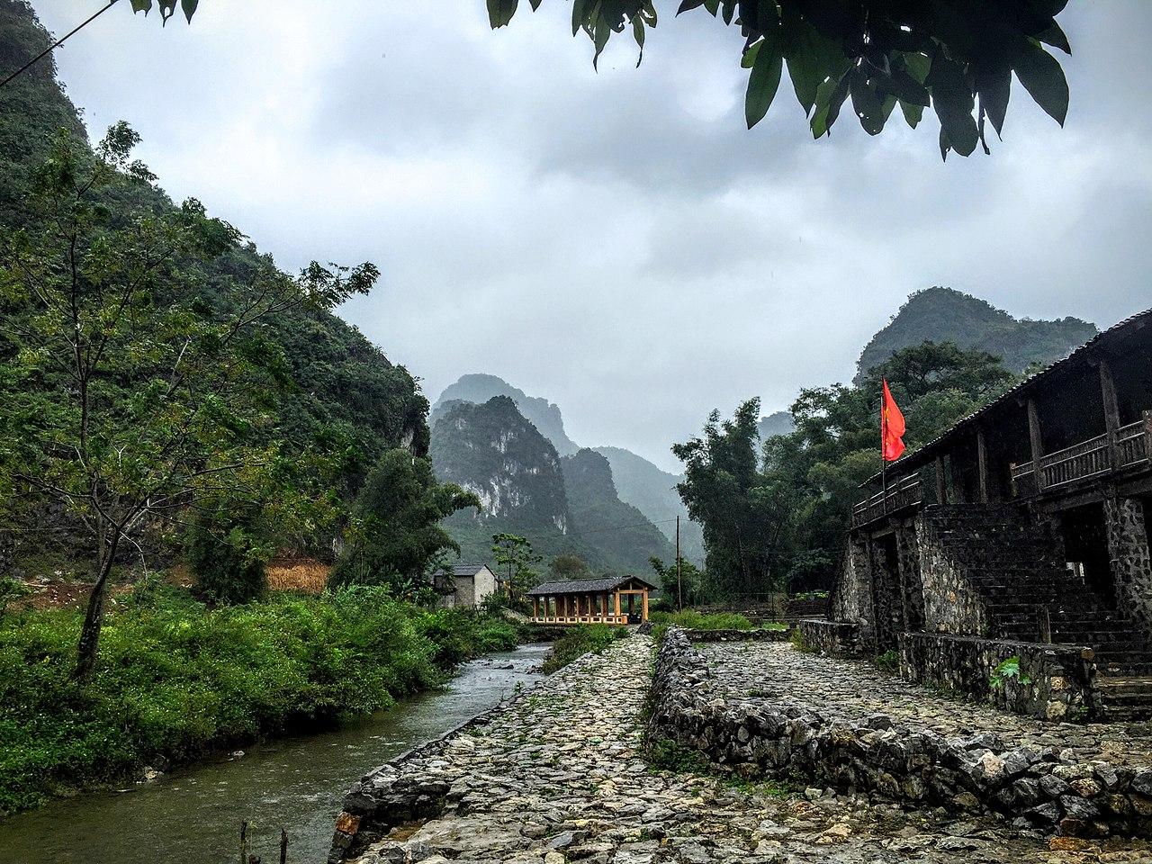 Cảnh đẹp tỉnh Cao Bằng