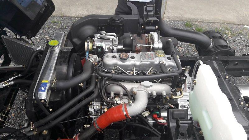 Xe tải IZ65 thùng mui bạt 3.5 tấn