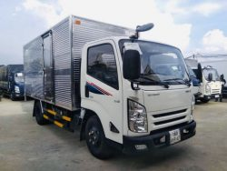 Xe tải IZ65 thùng kín 3.5 tấn