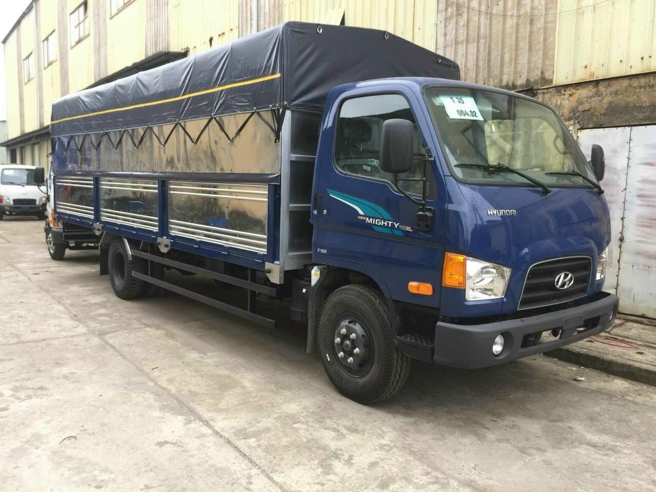 Bán xe tải Hyundai 110XL tại Thái Bình