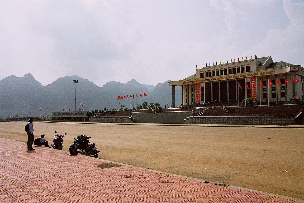 Cảnh đẹp tỉnh Lai Châu