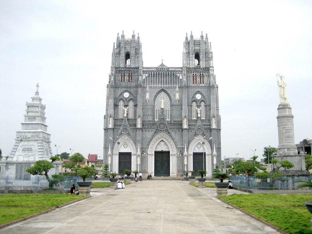 Cảnh đẹp tỉnh Nam Định