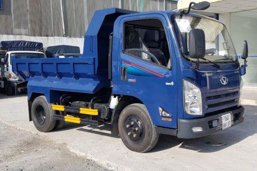 Xe ben IZ65 thùng 2.5 khối